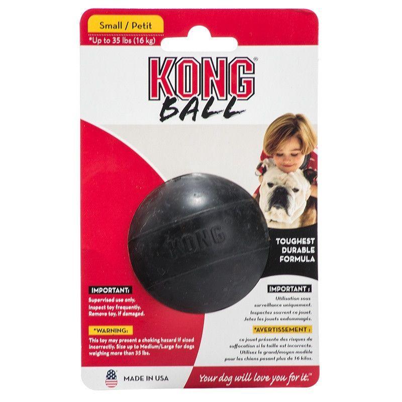 Kong Ball Small Products Kong Dog Toys Dog Toys Kong Toys