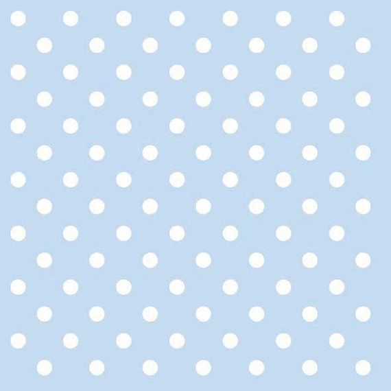 Baby Pink with White Polka Dots Patterned Paper Lunch Napkins x 20
