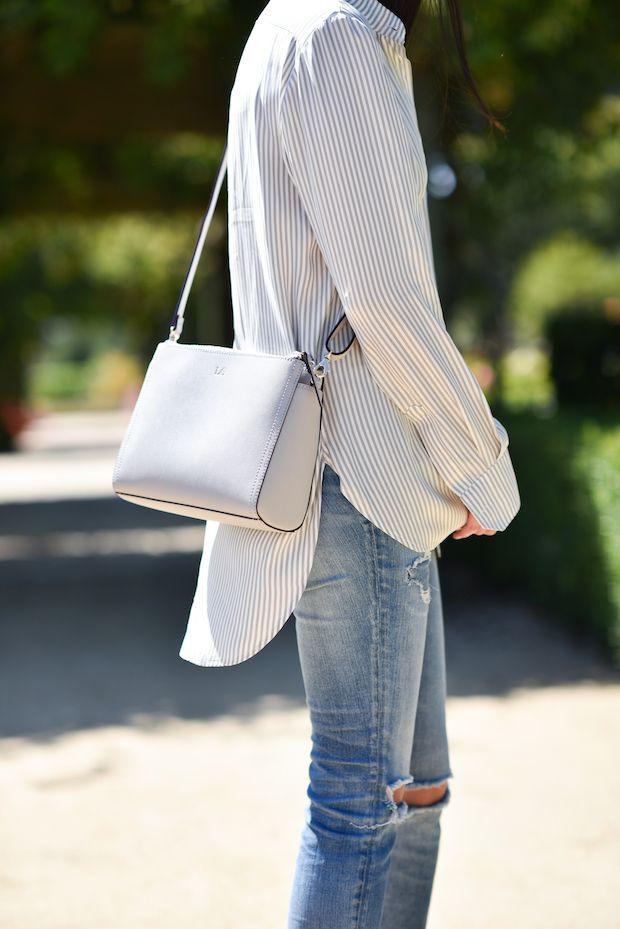 Pearl Scenery Bag