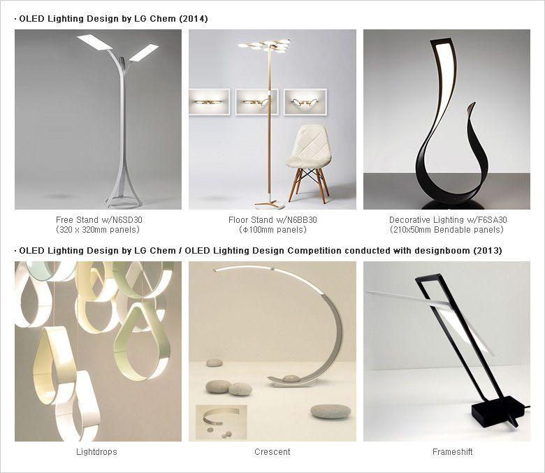 OLED Lighting Design by LG Chem  Lightdrops Crescent Frameshift / OLED Lighting Design  sc 1 st  Pinterest & OLED Lighting Design by LG Chem : Lightdrops Crescent Frameshift ... azcodes.com