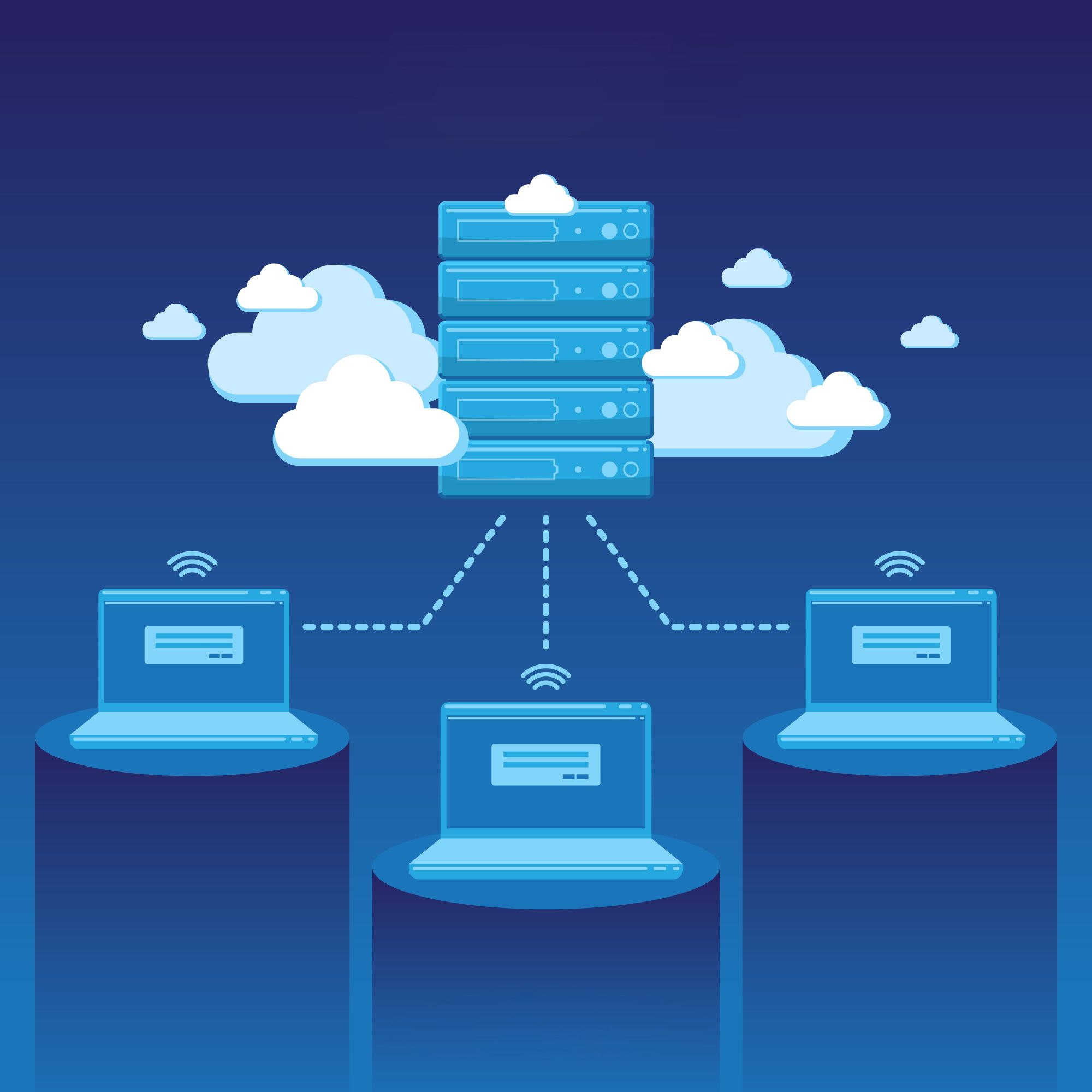 Cloud Service Providers in Chennai, India Web hosting