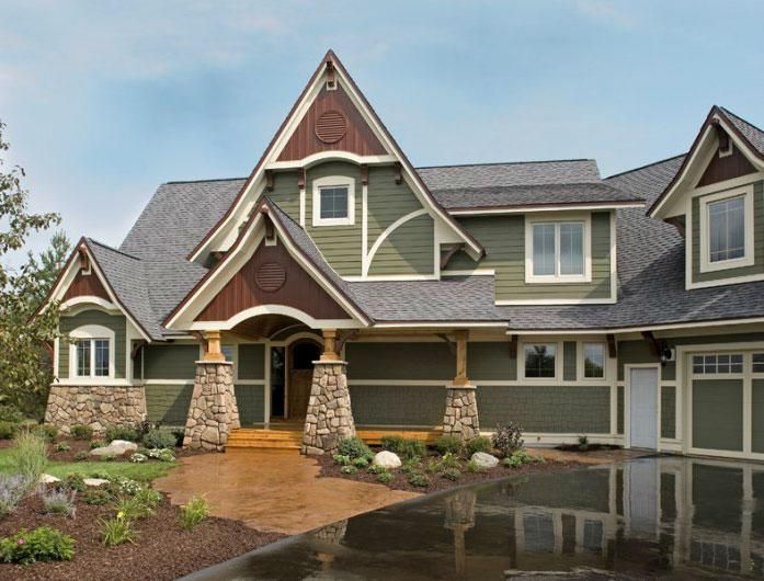Best 10 Most Popular Home Remodeling Trends For 2017 Exterior 400 x 300