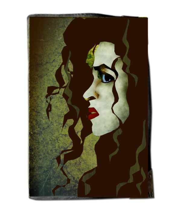 """Bellatrix Lestrange"" by theamaia ❤ liked on Polyvore"