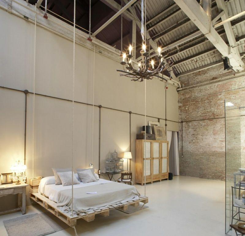 Moderne Einrichtungsideen Schlafzimmer Bett
