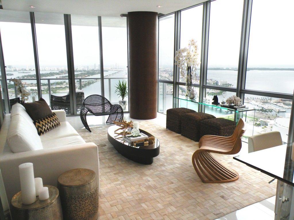 apartment models | Apartment Miami | Luxury Apartments Downtown ...
