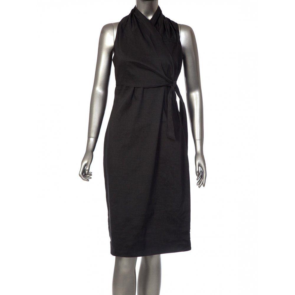 Sarah pacini black sleeveless dress fashion lbd pinterest