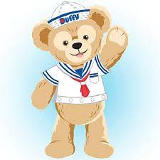 ダッフィ イラストの画像検索結果 Duffy The Disney Bear