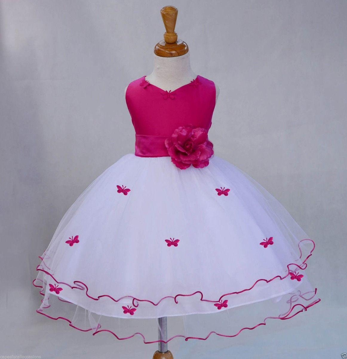 Imagenes de vestidos de fiesta para bebes