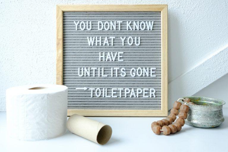 WC quotes: 15x Grappige teksten voor op het toilet - Een goed verhaal