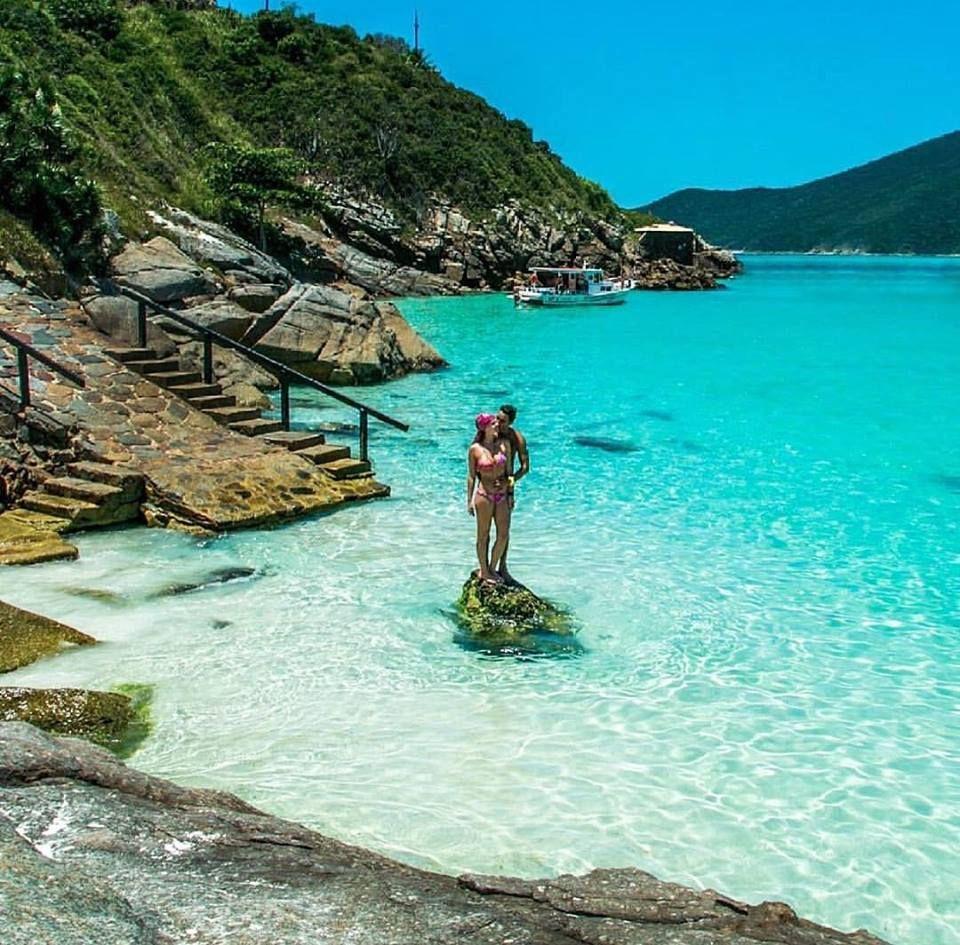 Pontal Do Atalaia Arraial Do Cabo Rio De Janeiro Com Imagens
