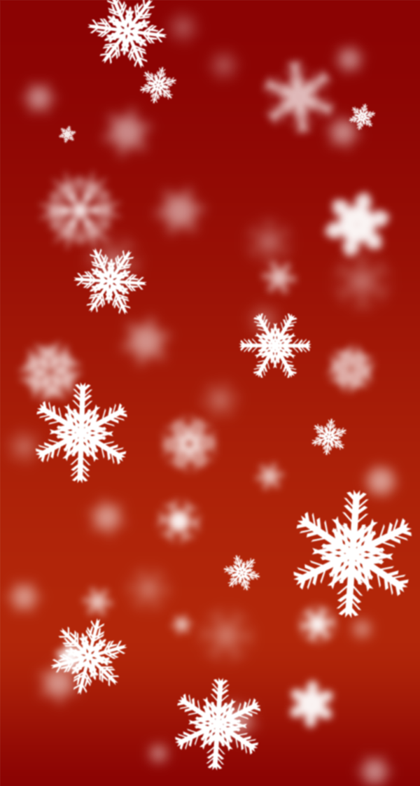 Christmas snowflake inspired wallpaper for your iPhone 5