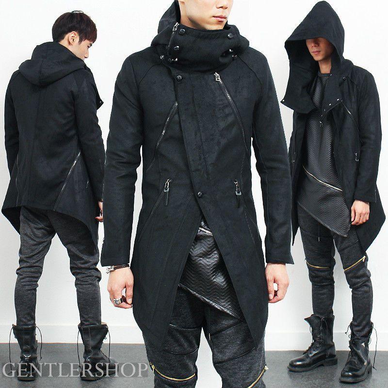 Avant Garde Fashion as Art | mfm coats, jackets, vests for