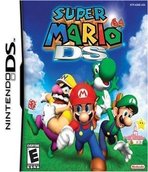 Super Mario 64 Ds Rom For Nds Games Download Play Super Mario Ds Games Nintendo Ds