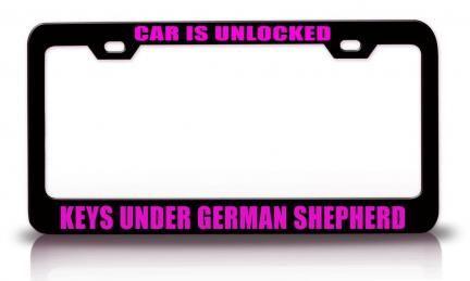 Keys Under GSD