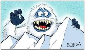 Image result for rudolph bumble cartoon | Snow monster ...