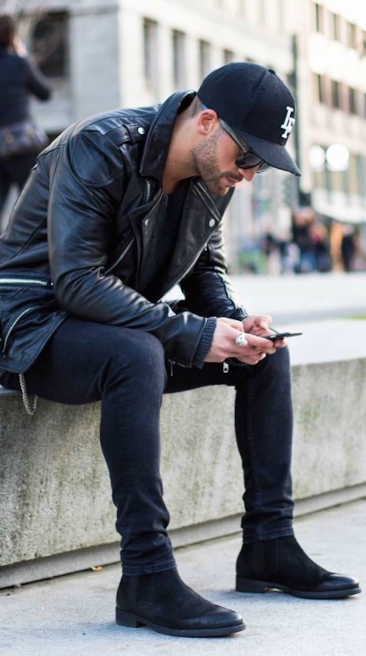 Men39s Style Guide The History of Chelsea Boots Men39s