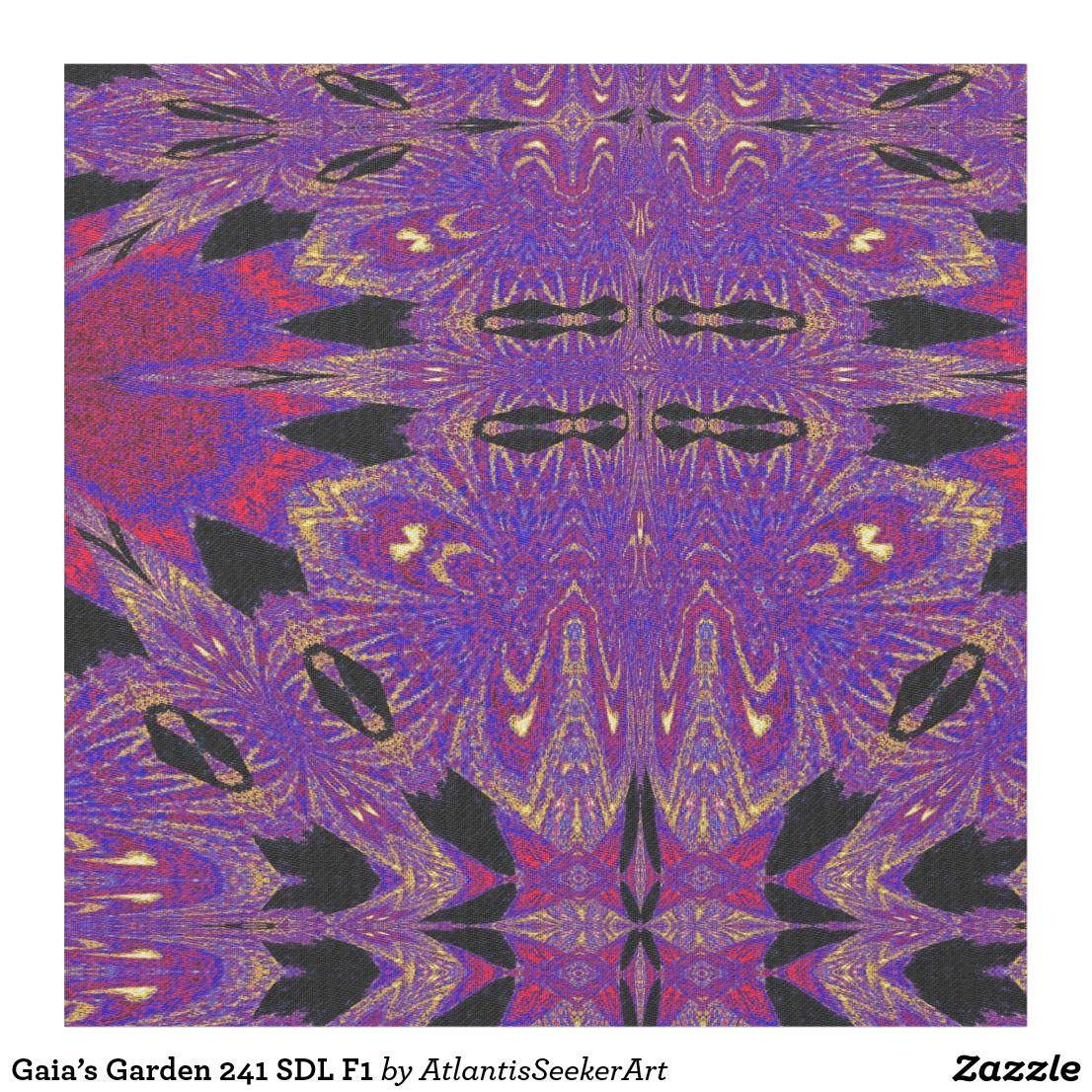 Gaia's Garden 241 SDL F1 Fabric