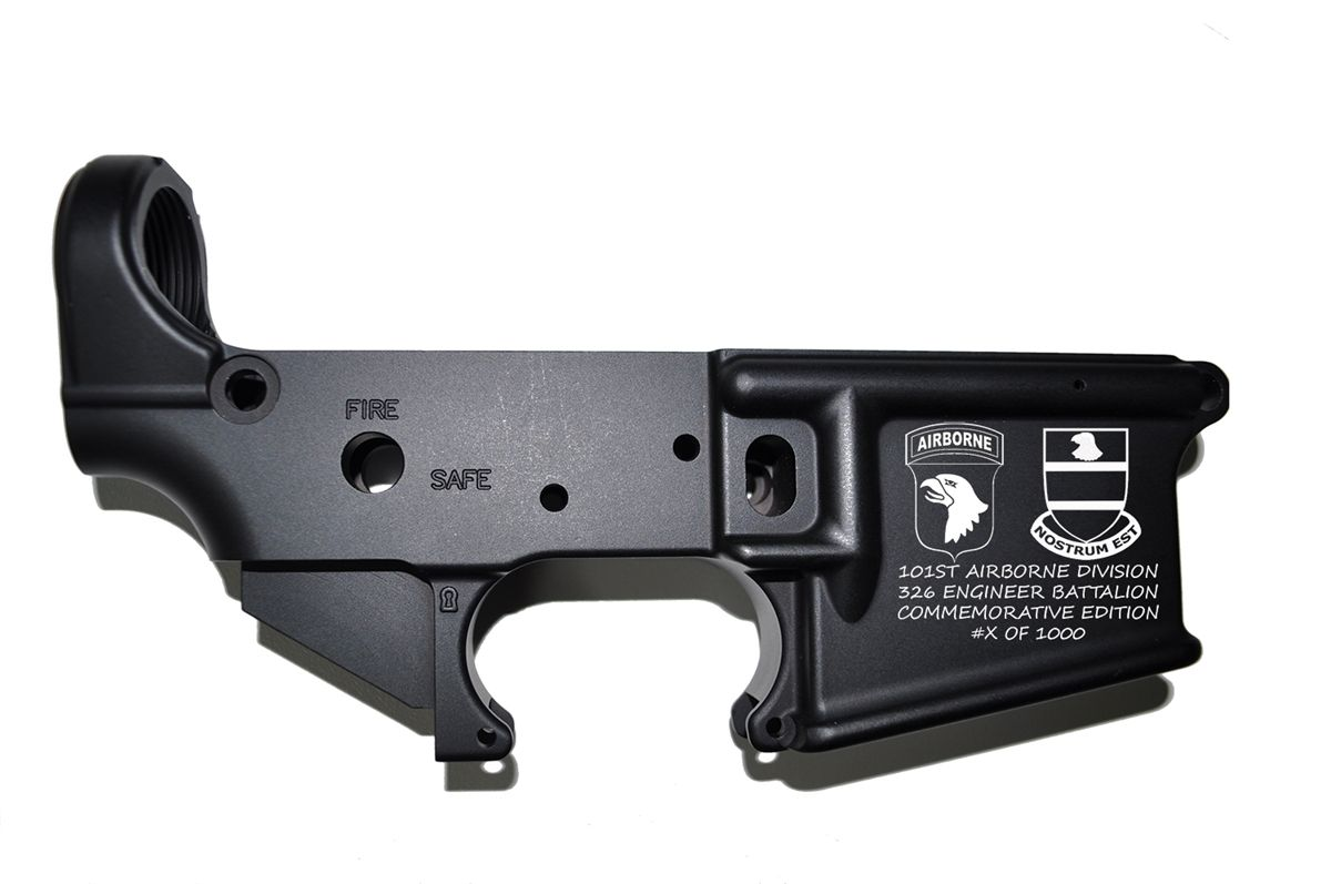 Sherwood Armory Ax15 Ar15 Stripped Lower Receiver 326 Engineer