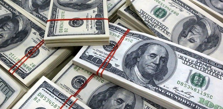 US Dollar rate remains constant at the year end 2018
