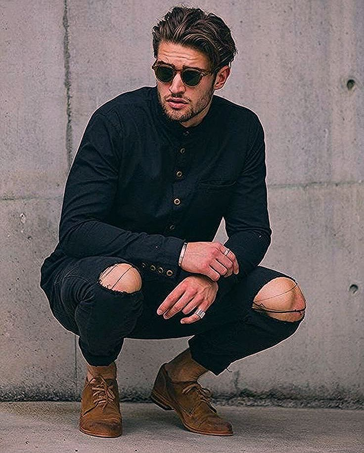 Photo of 41 Coolster Spring Men Style mit Sonnenbrille