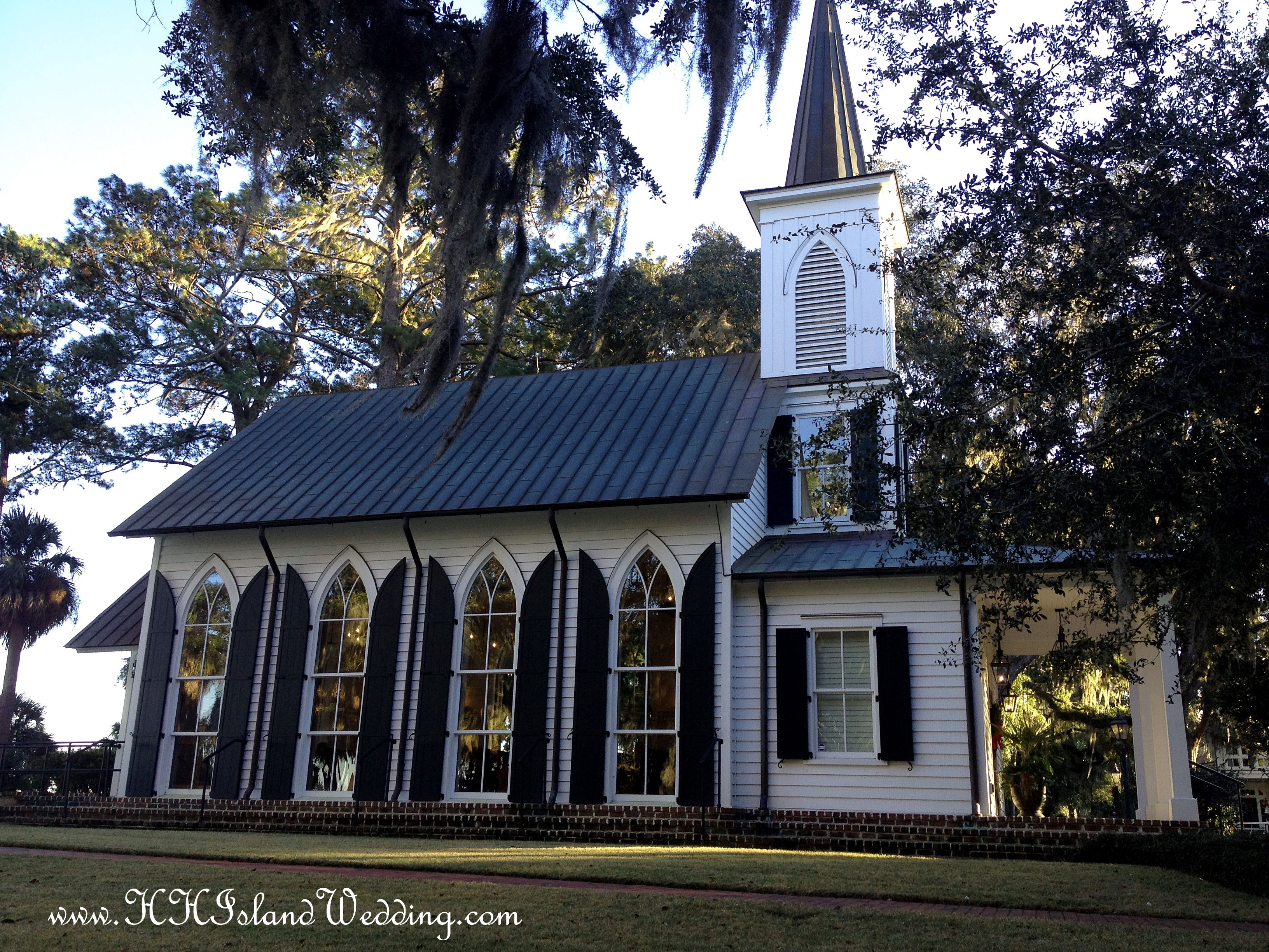 Palmetto Bluff Wedding Chapel Bluffton Sc Savannah Hilton Head Photography