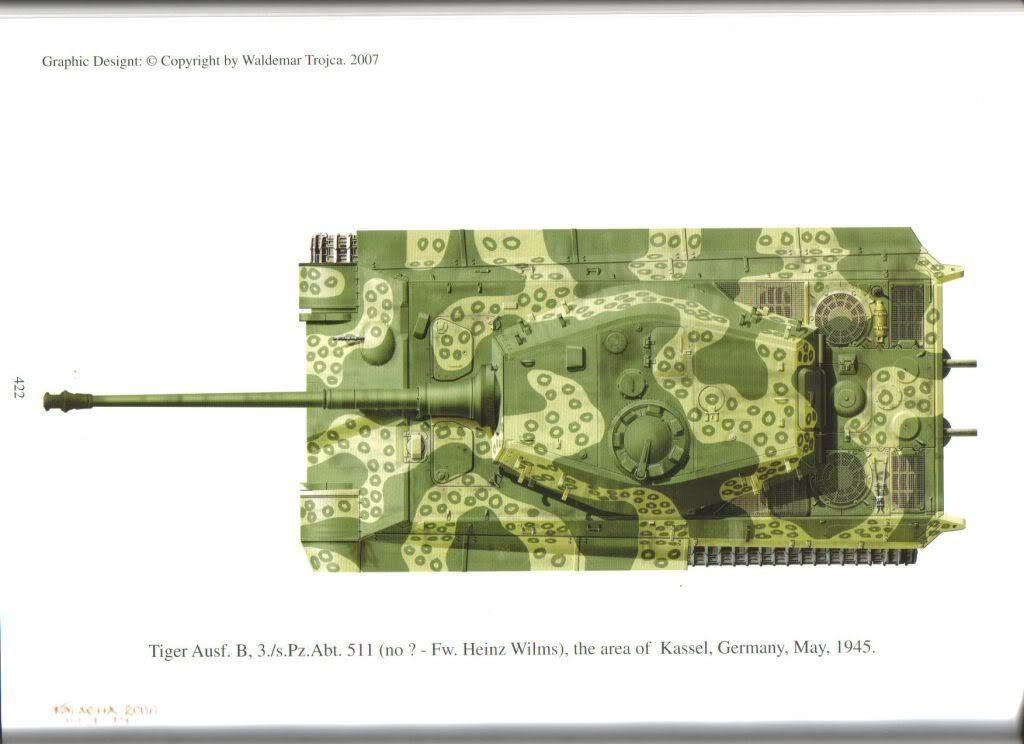 Piotr Koperski uploaded this image to 'King Tiger final production'.  See the album on Photobucket.