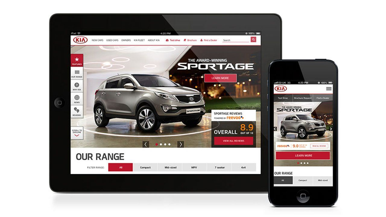 The campaign, which ran throughout 2013/14 broke new ground in the automotive industry with its transparency around customer reviews and generated an impressive response, with more than 10,000 independent reviews posted on the website within the first 12 months, and an average car rating of 9.1 out of 10.
