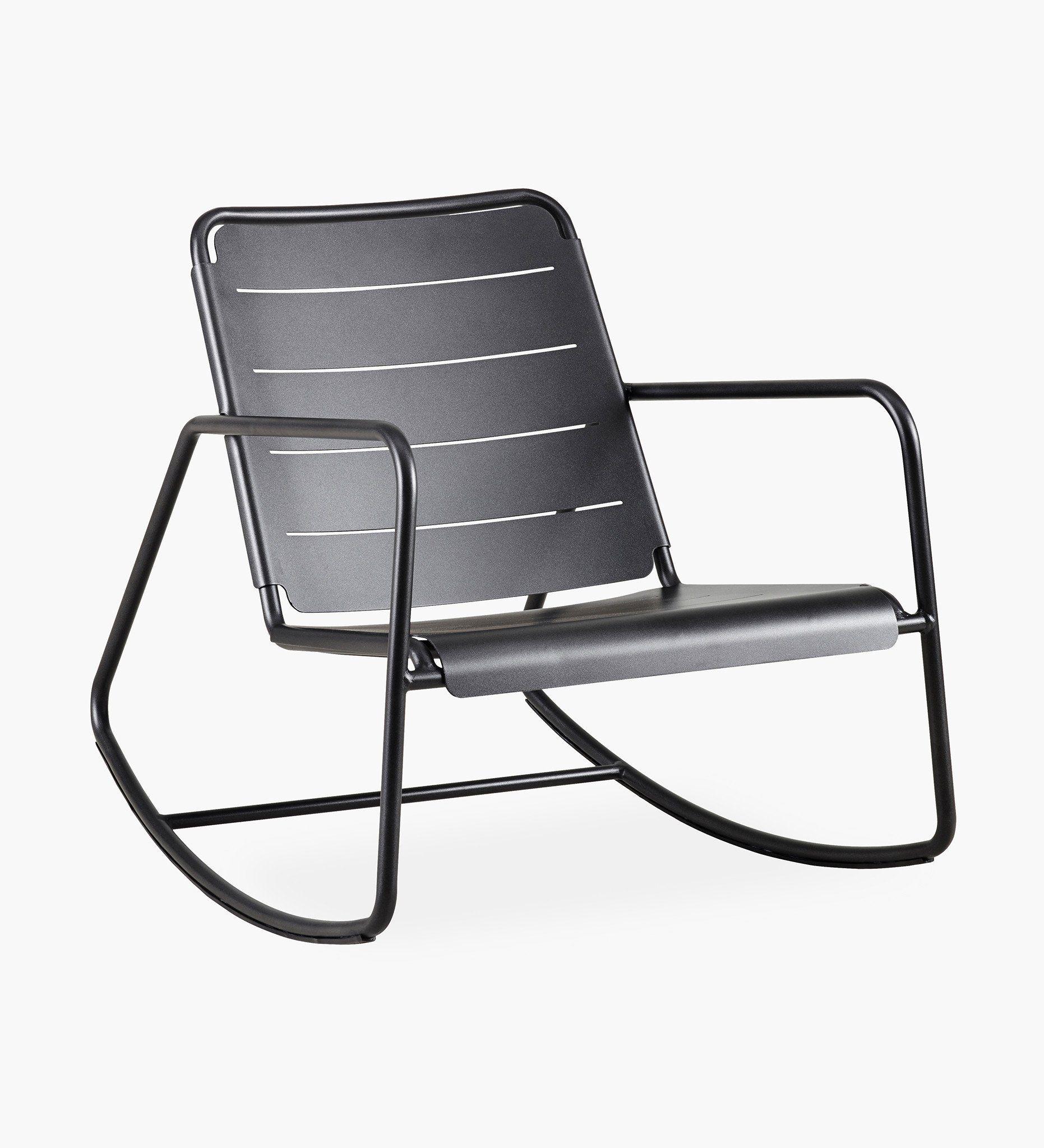Copenhagen Rocking Chair Lounge chair outdoor, Garden