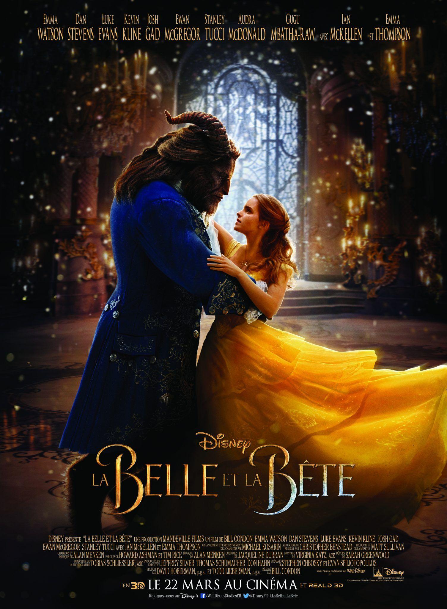 [Critique] « La Belle et la Bête » (2017) L'écho d'une