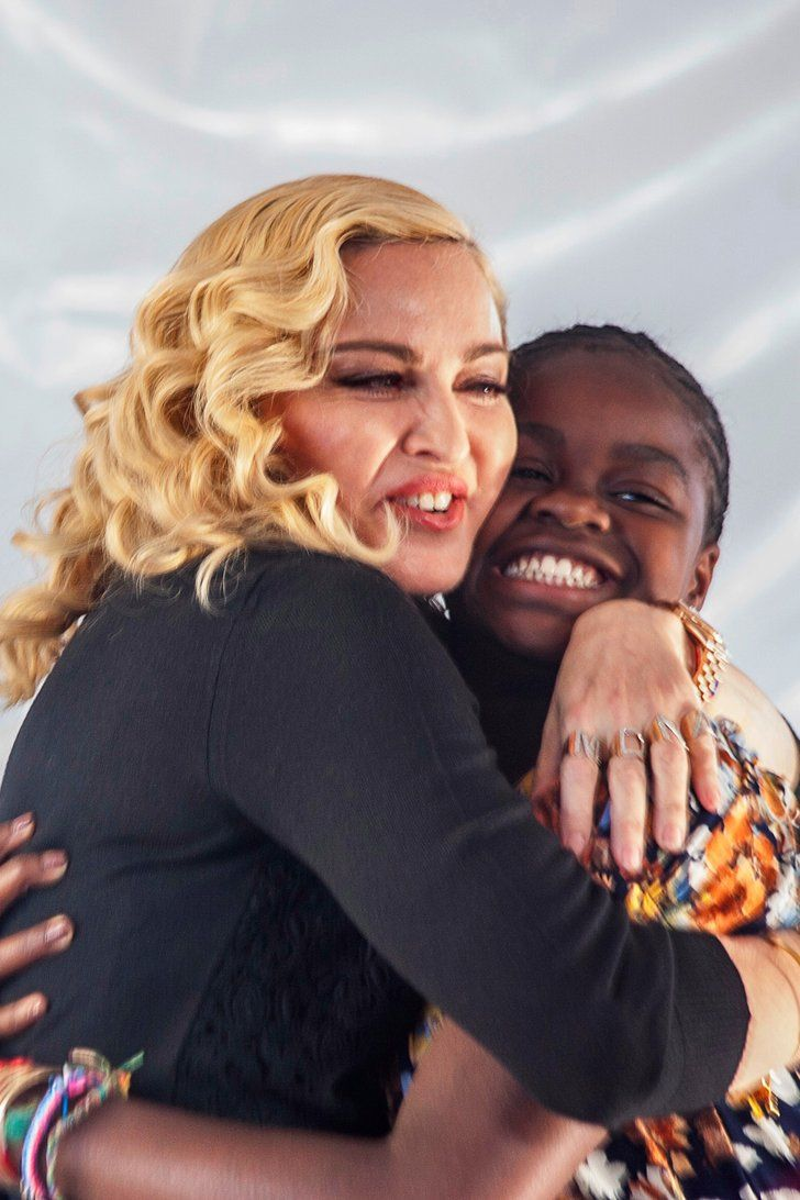 Madonna Back In Malawi: This Time It's Personal new photo