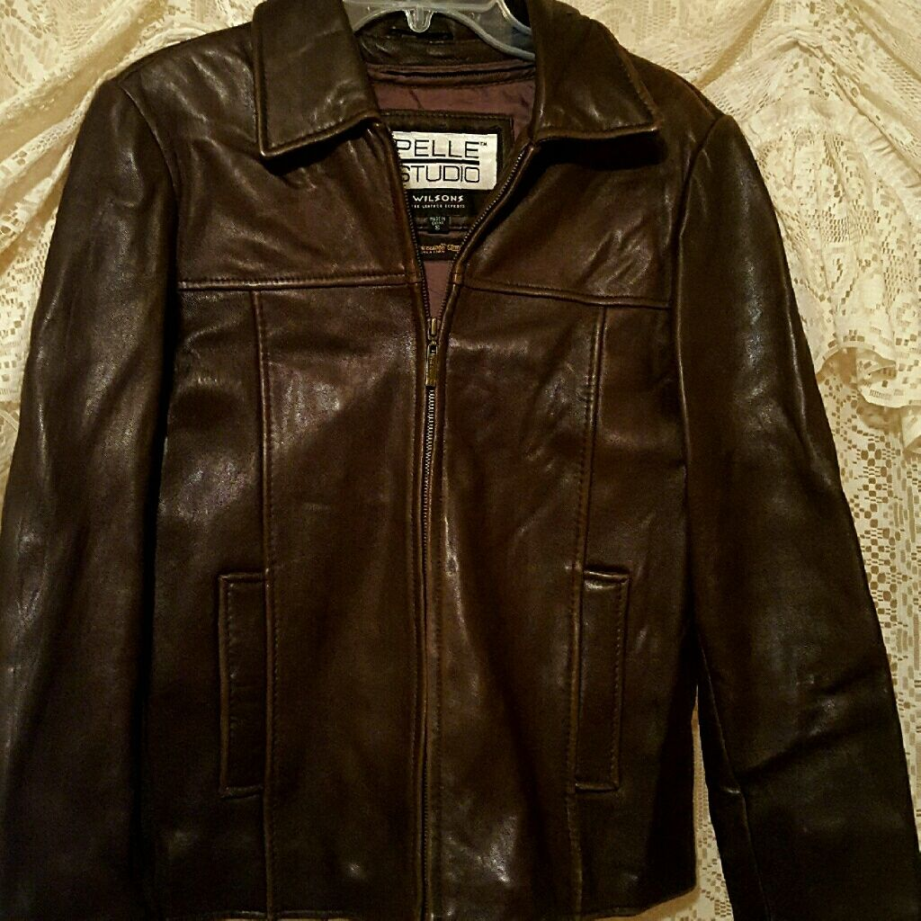 Wilson's Leather Pelle Studio women's jacket Jackets