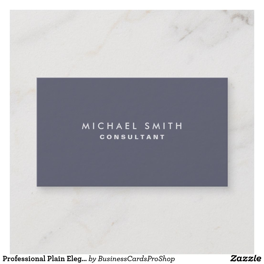 Professional plain elegant interior decorator gray business card also rh in pinterest