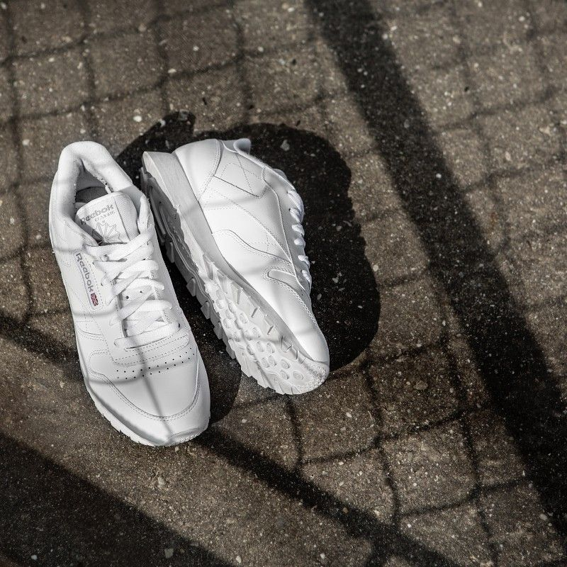 Reebok classic leather (With images) | Reebok
