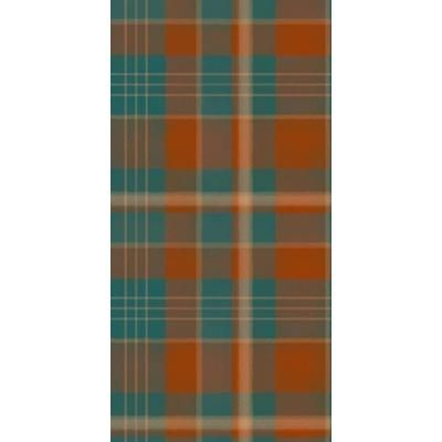Cgsignlab Tartan Plaid In Blue And Orange By Raygun Removable Wallpaper Panel Multi Colored In 2020 Wallpaper Panels Removable Wallpaper Peel And Stick Wallpaper