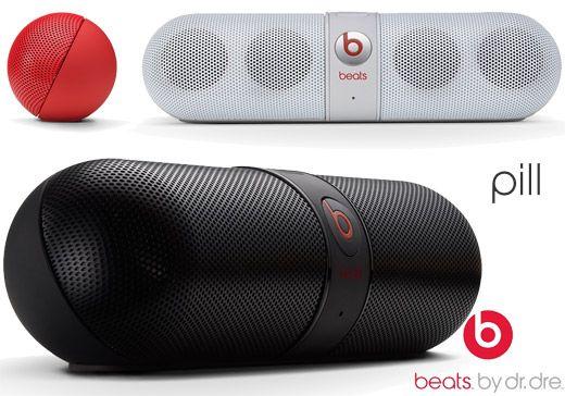 Pill Beats By Dr Dre Caixa De Som Bluetooth Portatil Caixa De