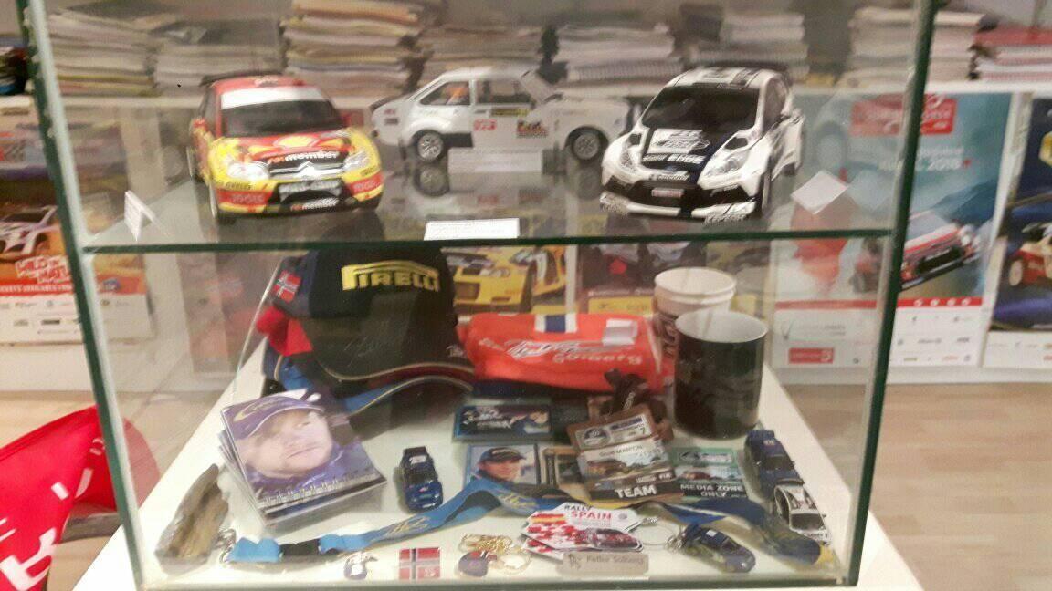 Pin Op World Rally Museum