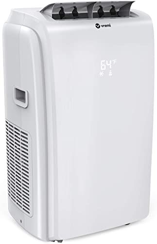 Best Seller Vremi 14,000 BTU Portable Air Conditioner Heat ...