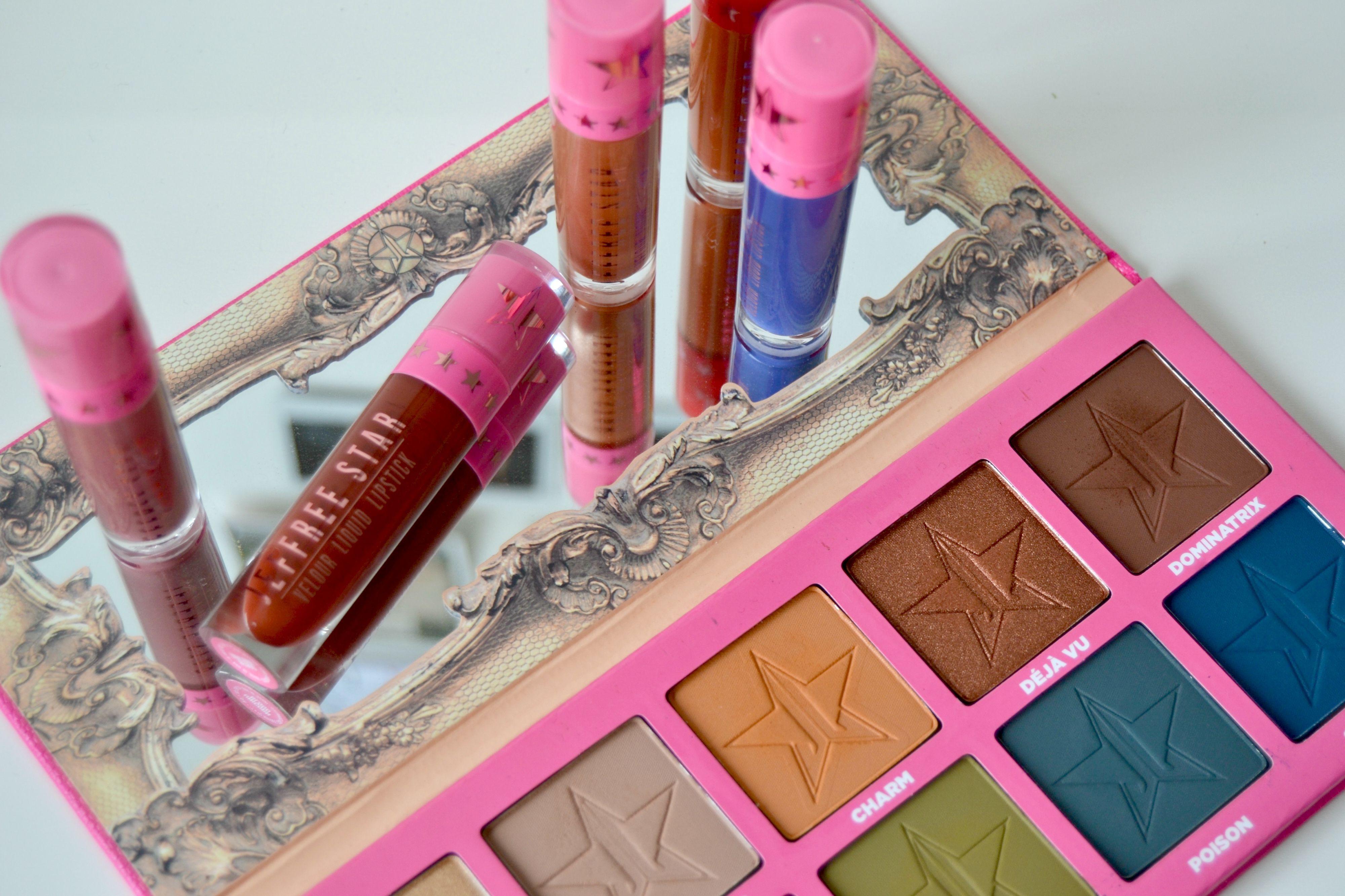 Review Jeffree Star Cosmetics Androgyny Palette Sarah