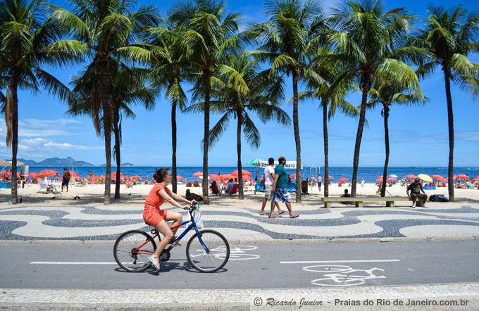 A Cidade Maravilhosa terá mais ciclovias e estações de bicicletas compartilhadas