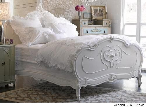 i'm in love.... Rachel Ashwell bedroom