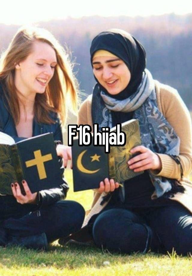 F16 hijab