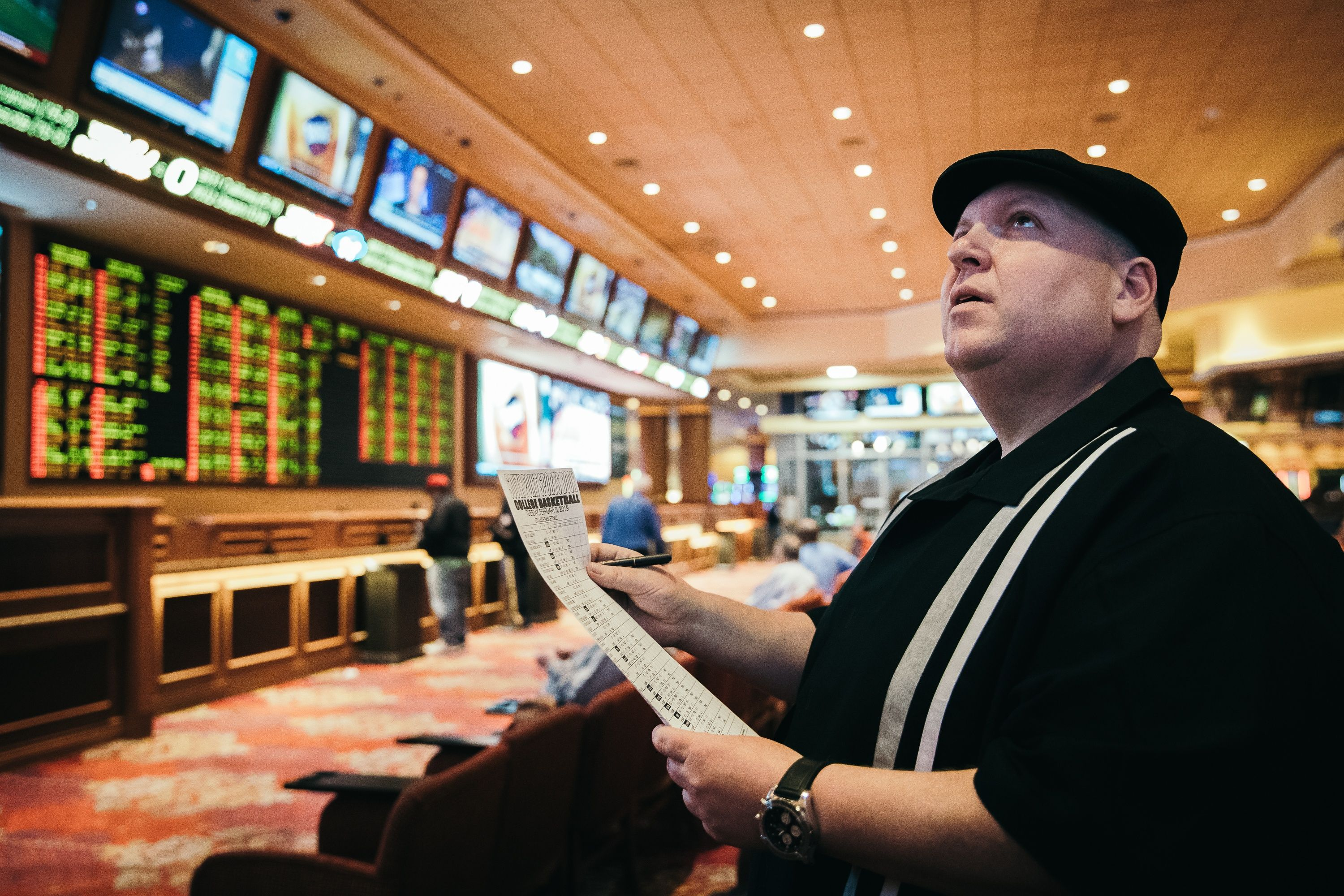 Showtime Announces Four Part Sports Betting Docuseries Action