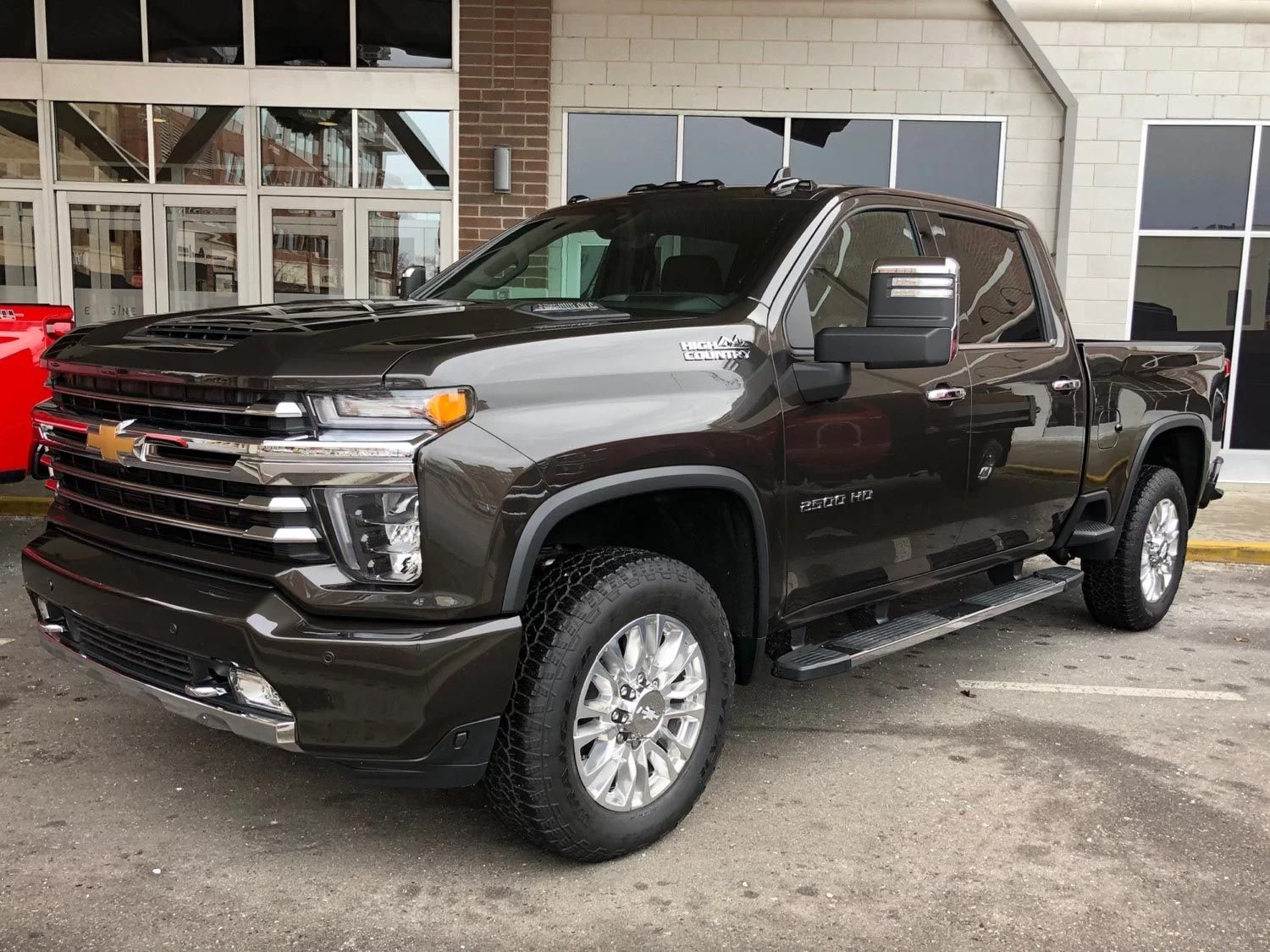 85 The 2020 Chevy 2500hd Duramax Release Di 2020