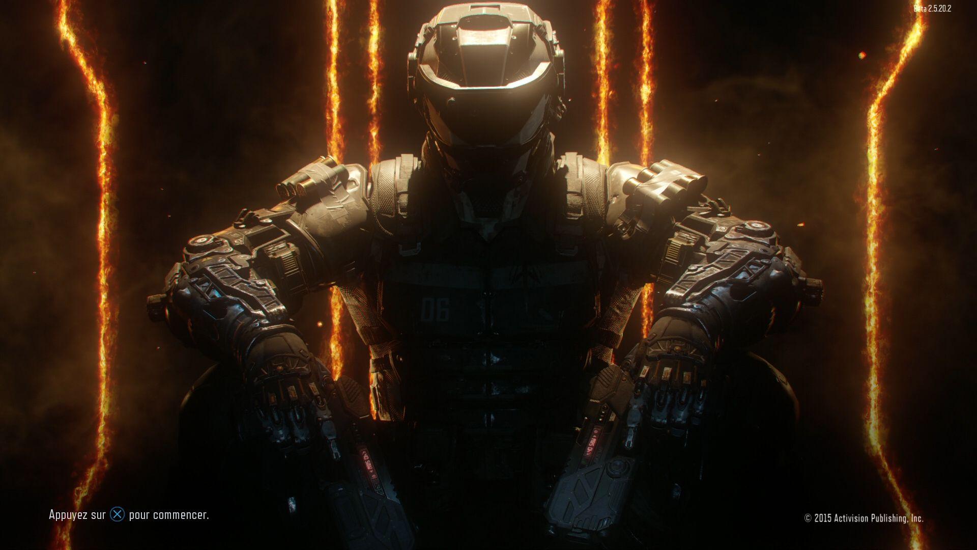 Preview du multijoueur de Call of Duty : Black Ops III | Takuminosekai.com