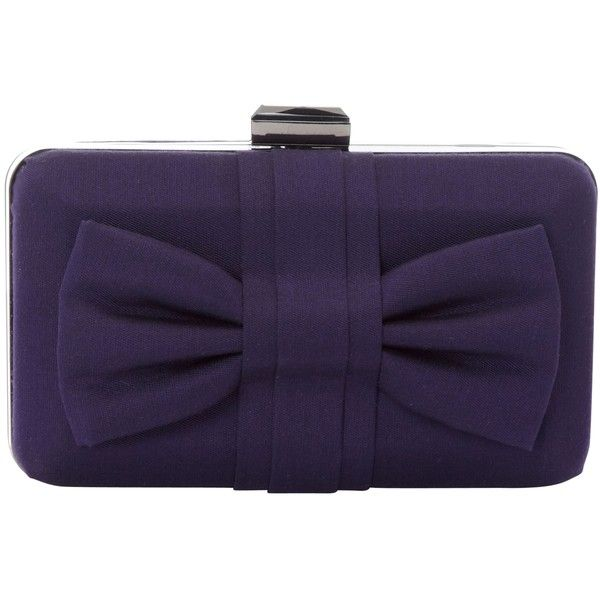 Hobbs Invitation Cavendish Handbag, Purple