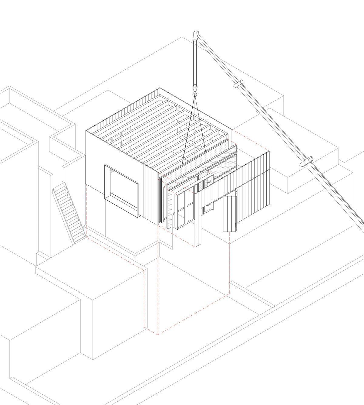 Penthouse Extension