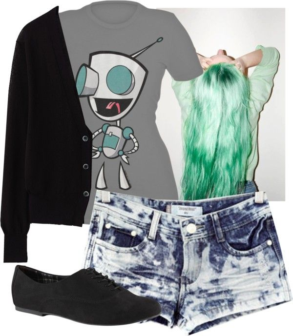 """An Indie Scene Girl"" By Musical13love Liked On Polyvore"