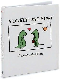 A Lovely Love Story By Edward Monkton Civil Wedding Reading
