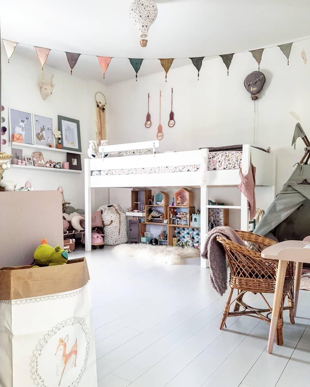 Idee Deco Chambre D Enfant Grace A Mamaisonscandinave On Vous