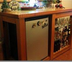 Home Bar Design Plans